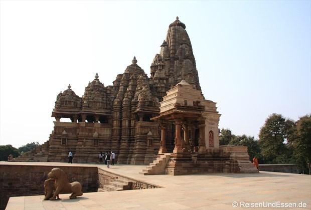 Kandariya-Mahadeva-Tempel in Khajuraho