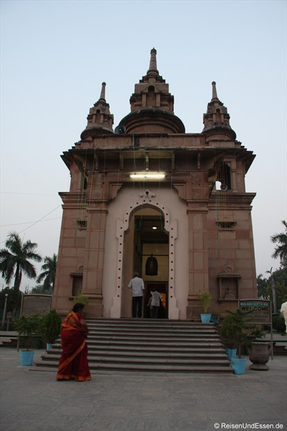 Tempel in Sarnath