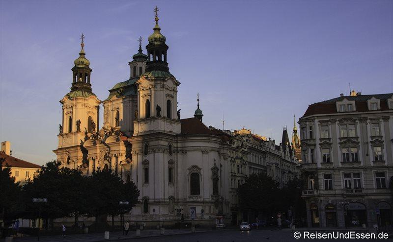 St. Nikolauskirche am Altstädter Ring