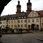 Frühlingswiesen, Regenschauer und Kulinarisches im Schwarzwald in Villingen