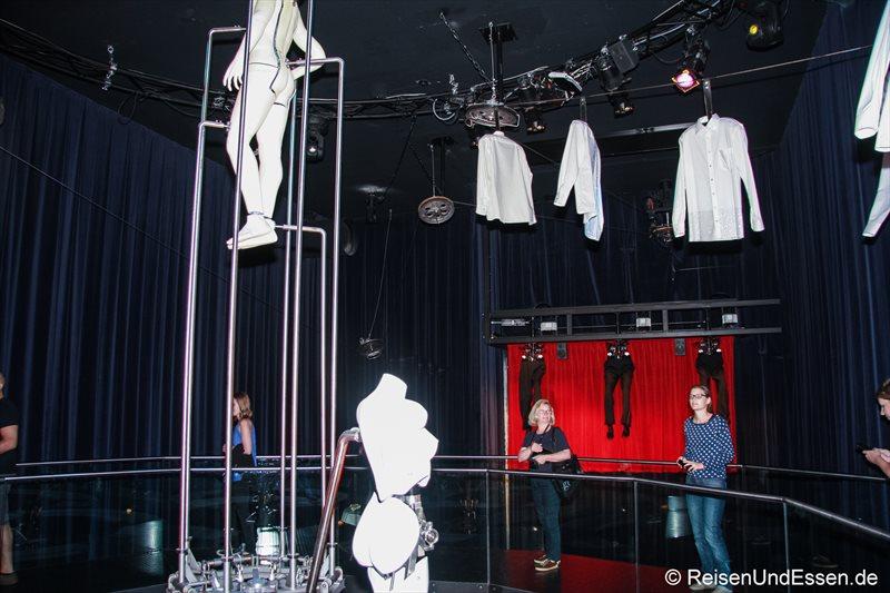 Mechanical Theatre in den Swarovski Kristallwelten