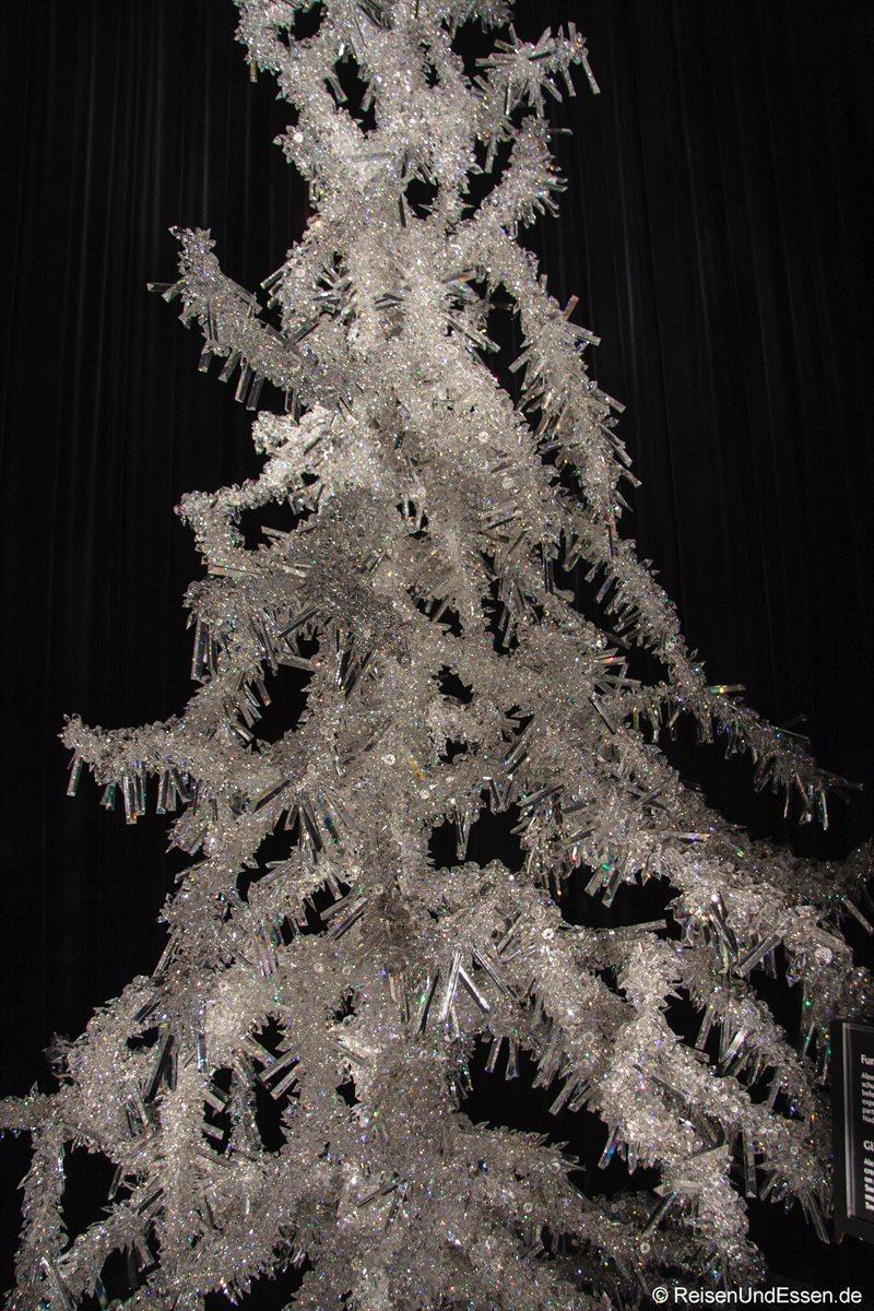 Wintertraum in den Swarovski Kristallwelten
