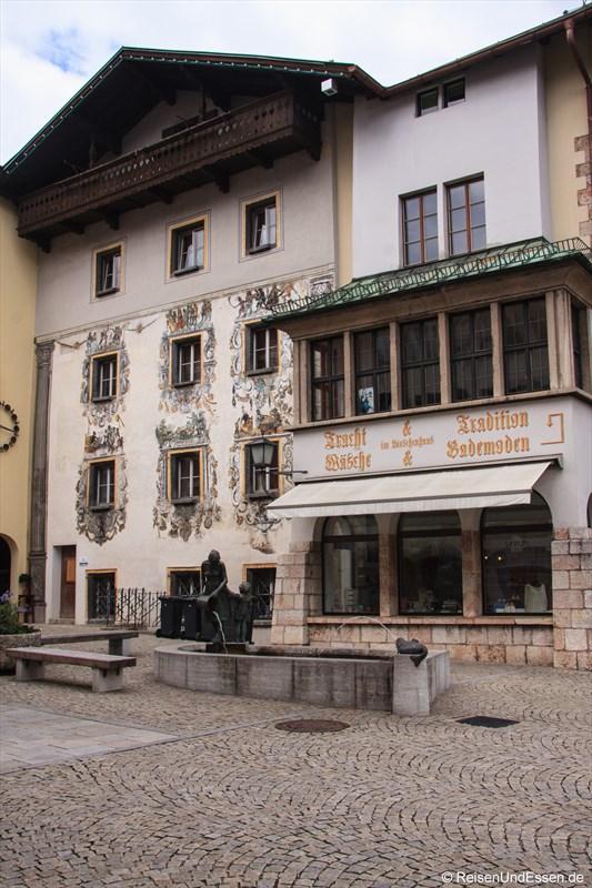 Hirschenhaus am Marktplatz