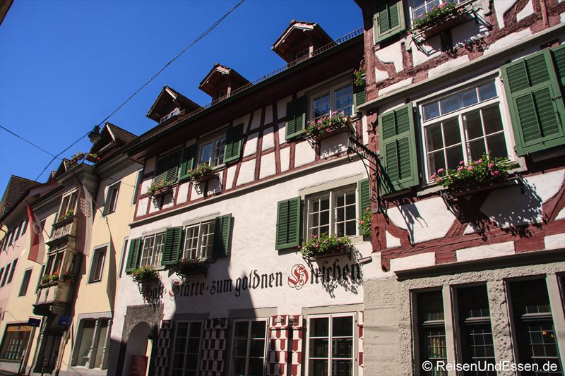 Gaststätte zum Goldenen Hirschen in Bregenz