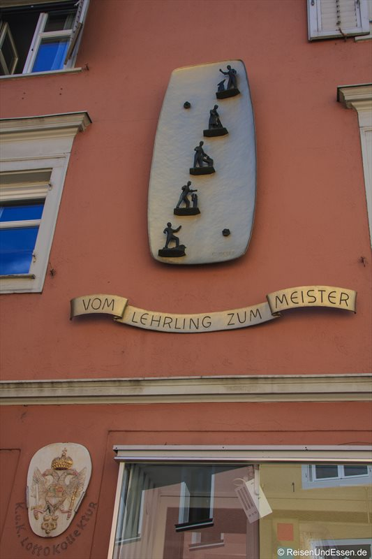 Vom Lehrling zu Meister