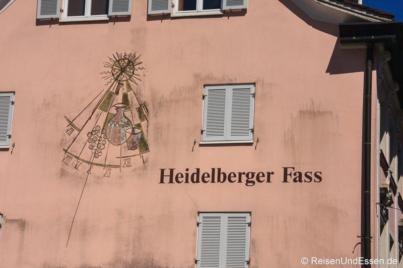 Sonnenuhr in Bregenz