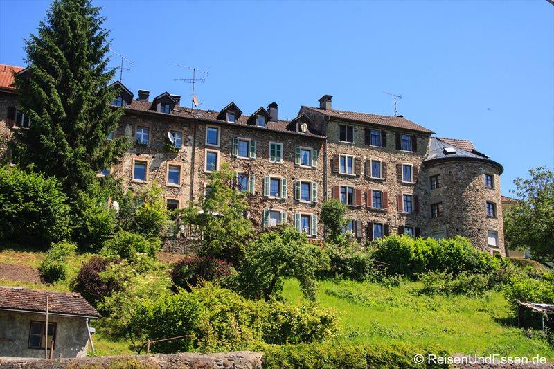 Oberstadt in Bregenz