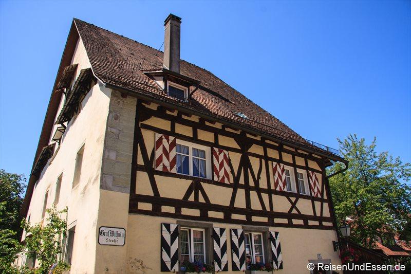 Wohnhaus in der Oberstadt in Bregenz