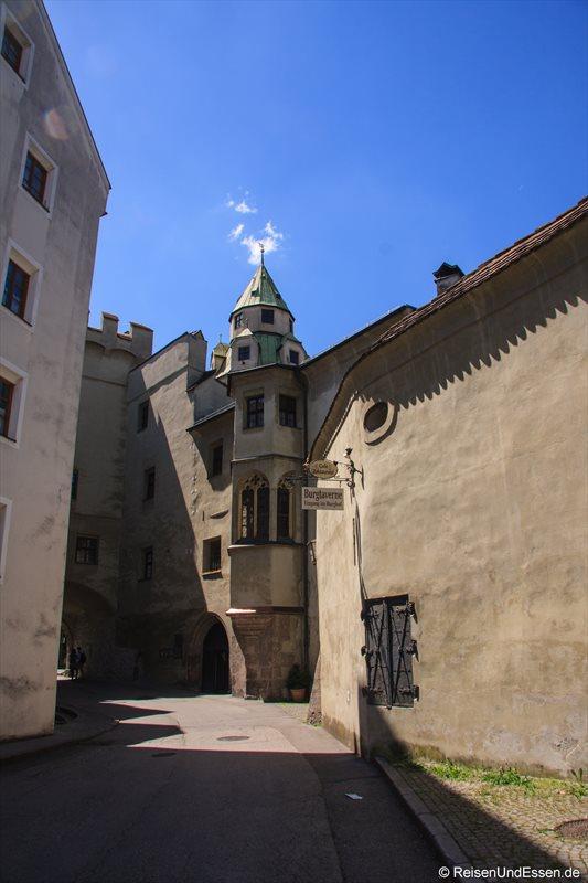 Münze Hall