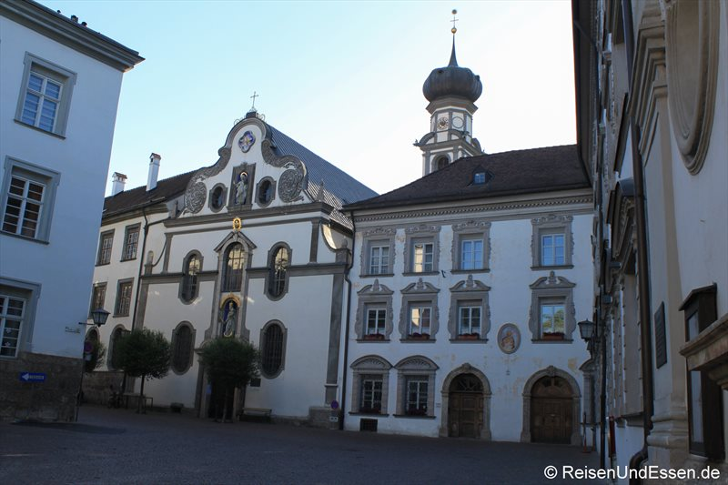 Damenstiftskirche in Hall in Tirol