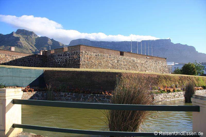 Castle of Good Hope in Kapstadt