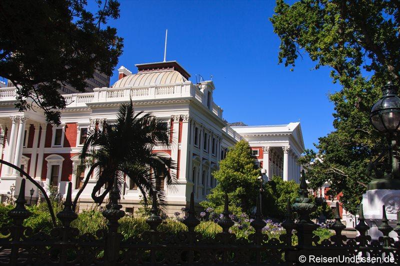 Parlamentsgebäude am Company Park