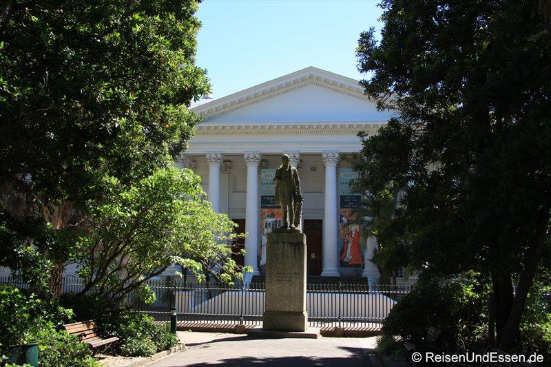 Nationalbibliothek von Südafrika in Kapstadt