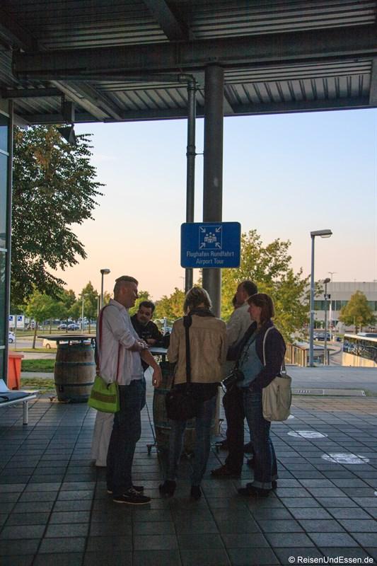Münchner Reiseblogger beim Treffpunkt Besucherpark