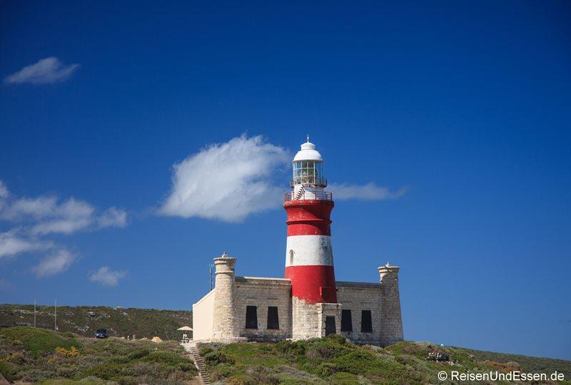 Leuchtturm am Cap Agulhas