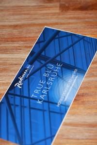 Wochenende mit Blue Experience im Radisson Blu Karlsruhe