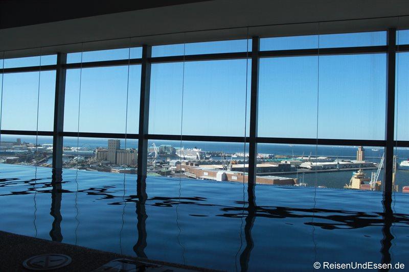 Infinity Pool im Westin Cape Town