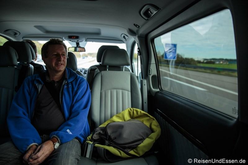 Mit Fahrservice Blacklane zum Flughafen München
