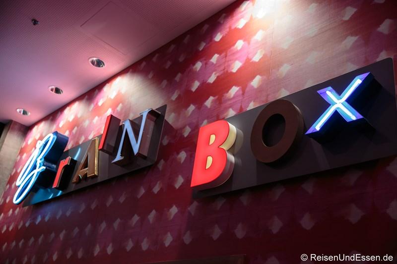 Brain Box im Radisson Blu Frankfurt