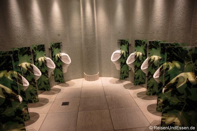 Toiletten im 1. OG bei den Tagungsräumen