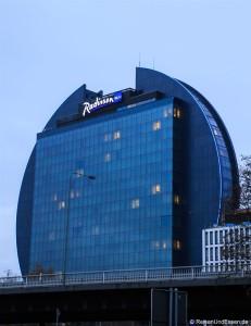 Tru Blu Weekend im Radisson Blu Frankfurt