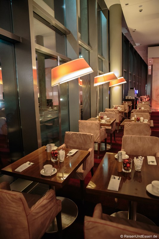 Restaurant Gaía im Radisson Blu Frankfurt
