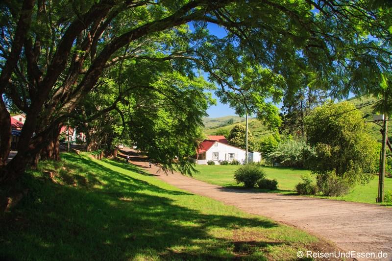 Straße in Pilgrim's Rest