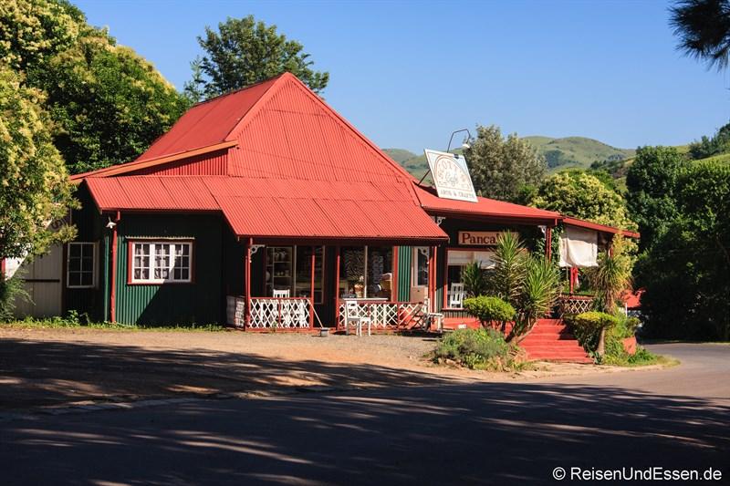 Cafe in Pilgrim's Rest