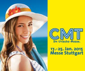 Karten gewinnen für CMT 2015