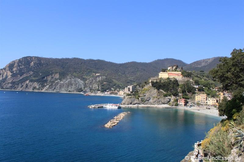 Bucht von Monterosso al Mare
