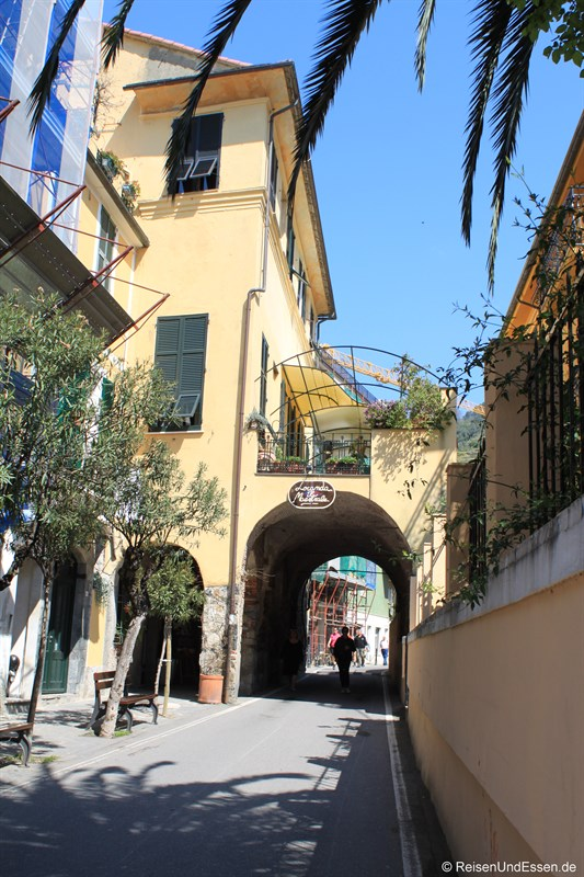 In den Gassen Monterosso al Mare