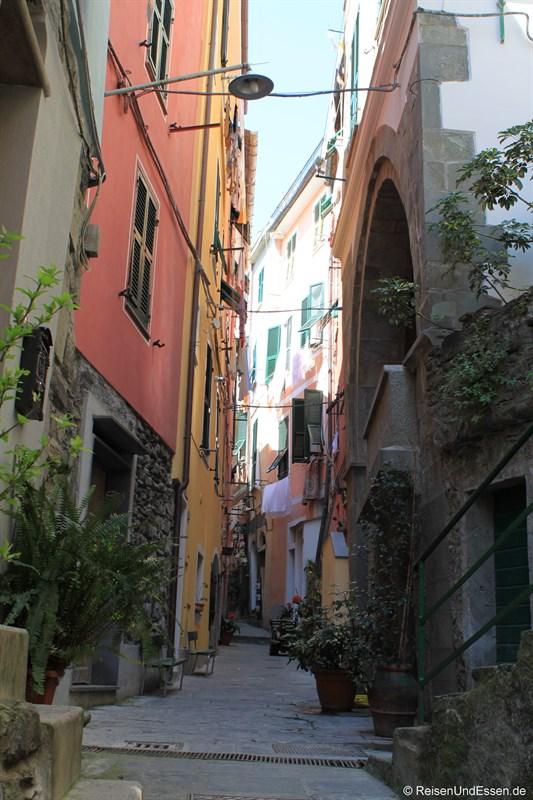 Gasse in Vernazza
