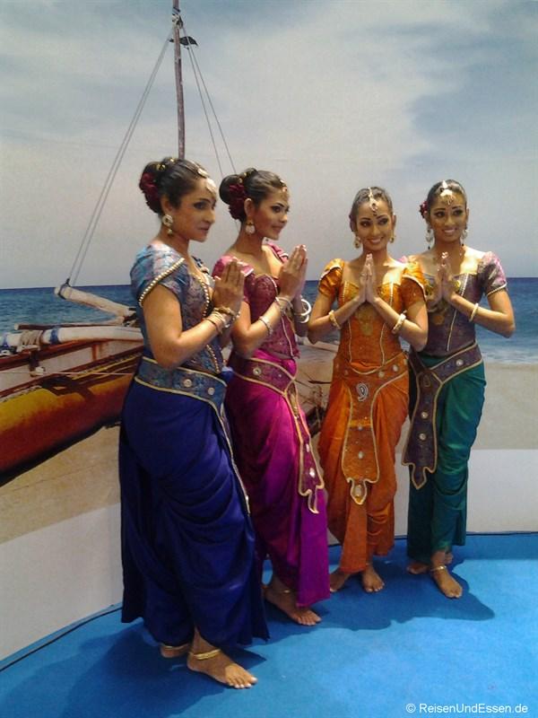 Tänzerinnen von Sri Lanka