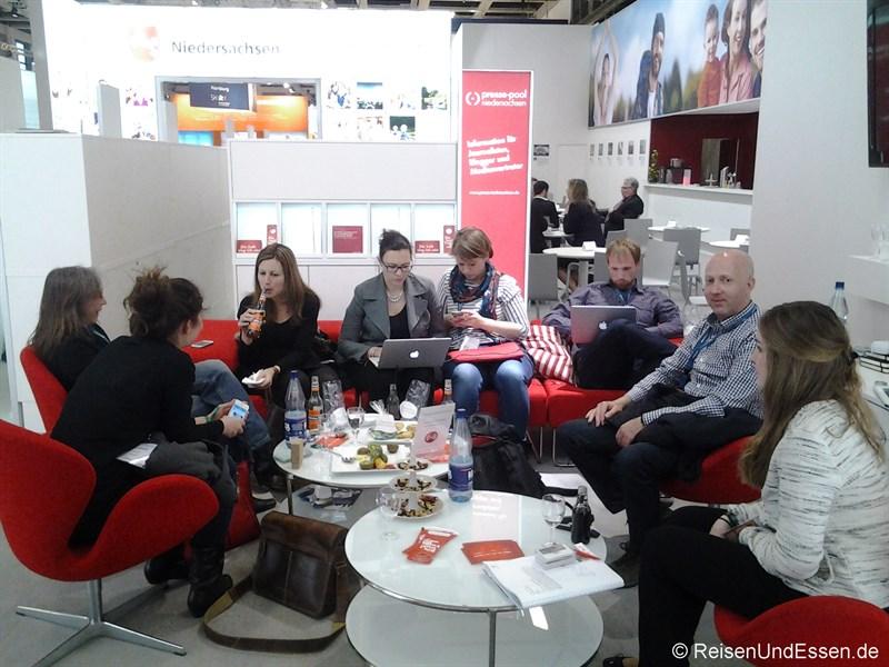Reiseblogger treffen sich bei MeinNiedersachsen
