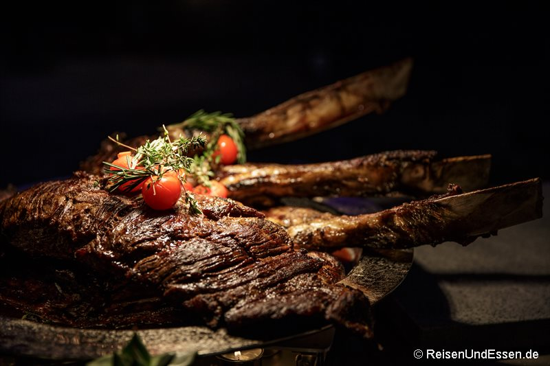 Tomahawk Steak aus Australien
