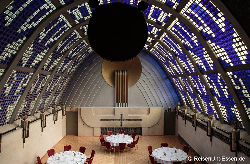 Himmelssaal im Haus Atlantis