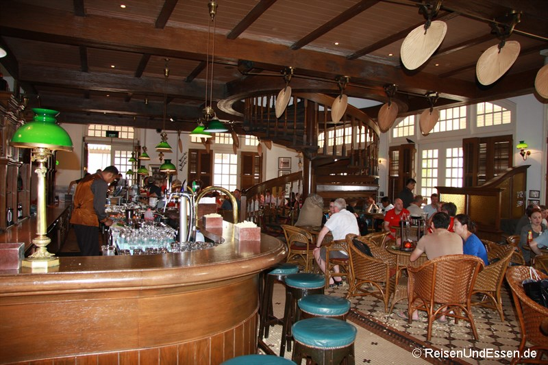 Long Bar im Raffles