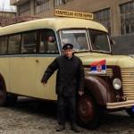 Sightseeing in Belgrad mit Oldtimer und Strassenbahn