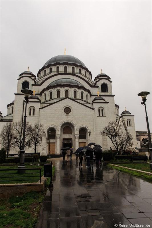 Dom des Heiligen Sava auf dem Vračar