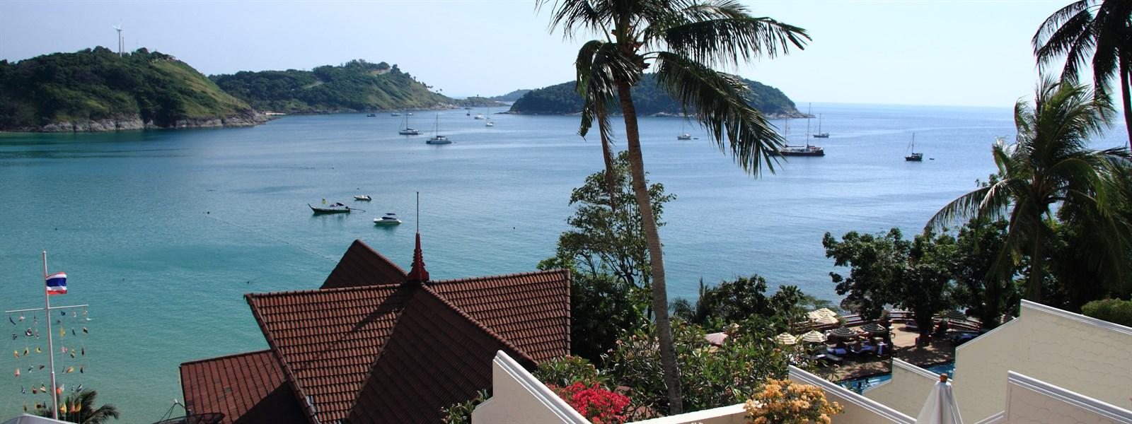 Eine Woche Nai Harn im Royal Phuket Yacht Club