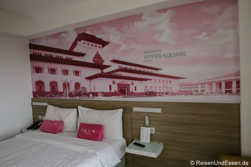 Zimmer im Favehotel Hyper Square in Bandung