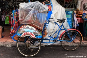 Read more about the article Mit der Fahrrad-Rikscha Yogyakarta erkunden