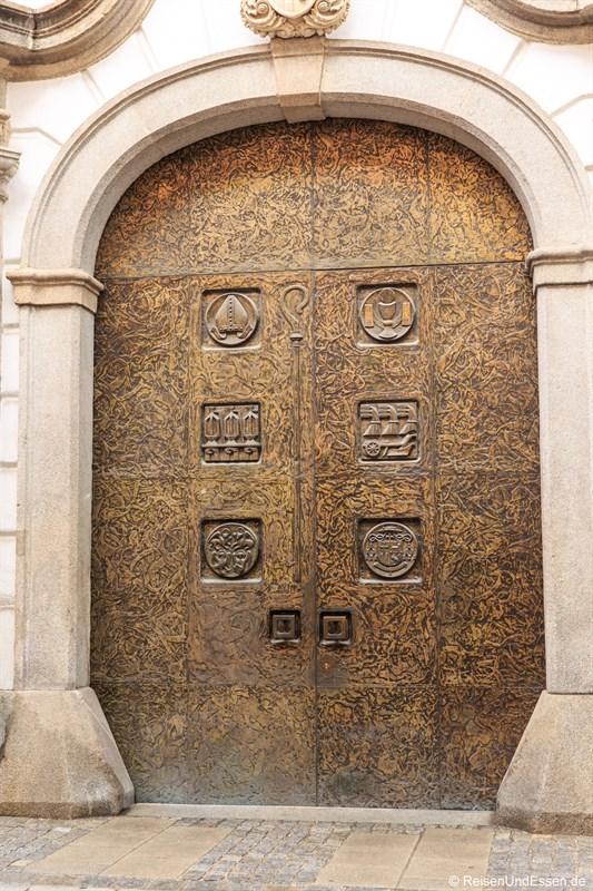 Eingangstor zur Diözese Linz in der Herrengasse