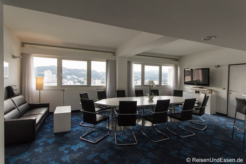Kepler-Suite, die Business Suite im Arcotel Nike Linz
