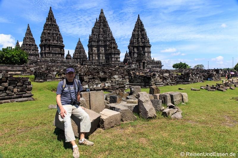 Tempelanlage von Prambanan
