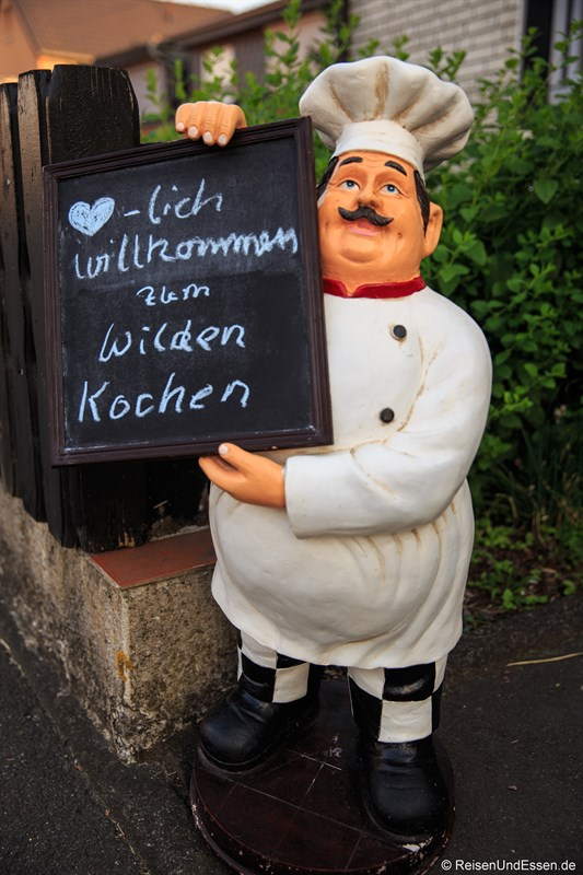 Wildes Kochen - Vegetarischer Kochkurs mit Kräutern