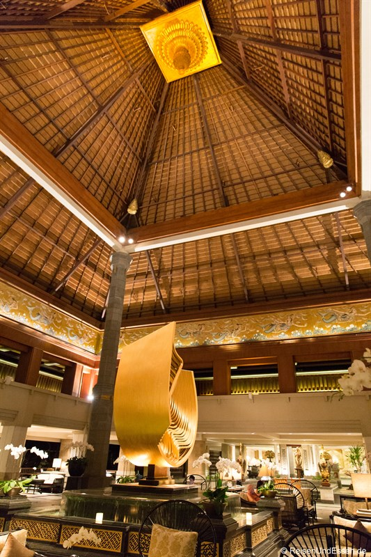 Lobby im InterContinental Resort Bali