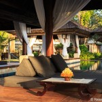InterContinental Bali Resort am Strand von Jimbaran