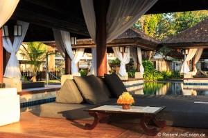 InterContinental Bali Resort am Strand von Jimbaran