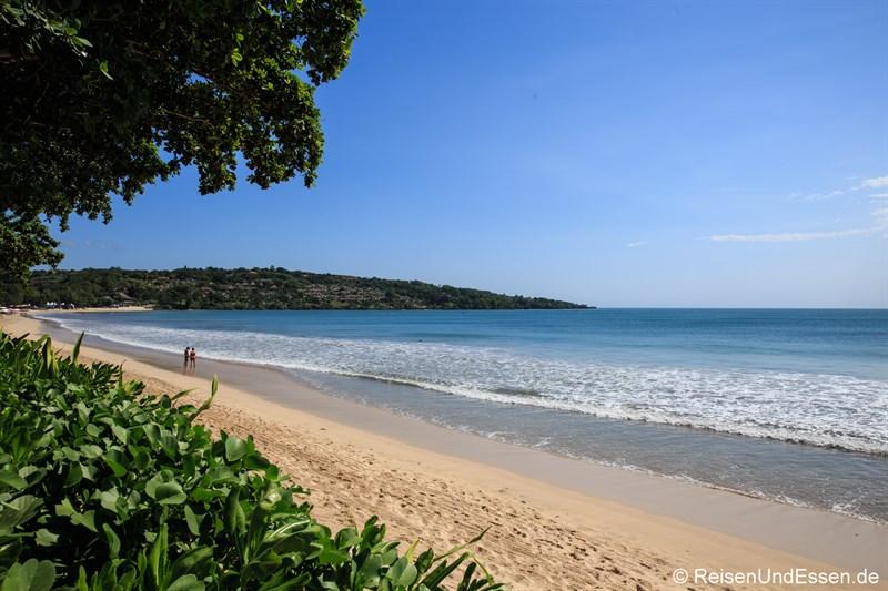 Strand von Jimbaran